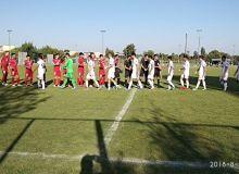 Контрольный матч: «Локомотив» потерпел поражение от «Металлурга»