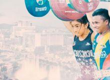 Сборная Узбекистана по тяжелой атлетике прилетела в США, где пройдет ЧМ среди юниоров