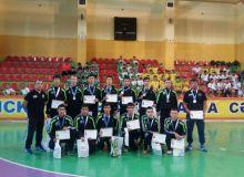 Молодые спортсмены Узбекистана стали победителями турнира по гандболу