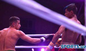 Трое боксеров Узбекистана сегодня поднимутся на ринг