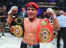 Murodjon Akhmadaliev to defend his titles in March