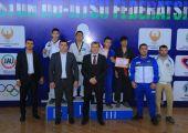 Жиу-житсу бўйича Ўзбекистон чемпионати