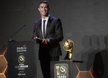 Роналду ва Месси Globe Soccer Awards мукофоти учун курашади