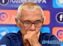 Photo Gallery. Hector Cuper pre-match press conference