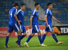Сборная Узбекистана одержала крупную победу над Малайзией