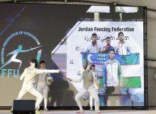 В столице отметили Всемирный день фехтования