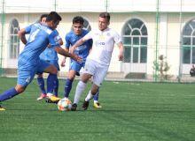 Первенство U-21: Сыграны еще три матча 1-го тура