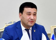 Умид Ахматджанов по приглашению Президента МОК Томаса Баха вылетел в Швейцарию