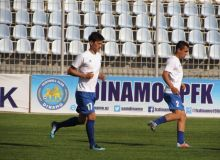 «Динамо» уже тренируется