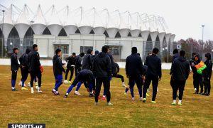 Uzbekistan U22 to face FC Bunyodkor and FC AGMK