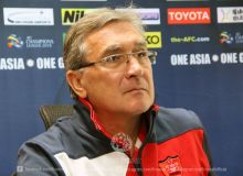 Бранко Иванкович: Завтра мы будем играть с одной из сильнейших команд Узбекистана