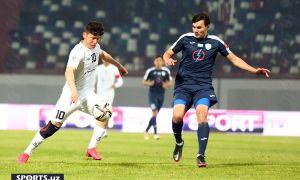 Match Highlights. FC Navbahor 0-1 FC Sogdiana
