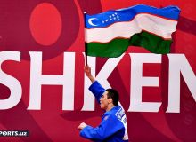 Uzbek judokas finish 5th in Grand Slam Tbilisi campaign with 5 medals