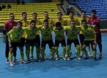 AGMK beat Lokomotiv to claim Uzbekistan Futsal Cup title