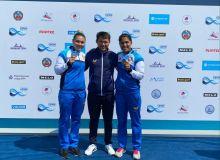 Наши гребцы завоевали 5 медалей на Кубке Мира