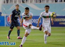 FC Lokomotiv claim a 3-1 win over FC Bukhara at the Lokomotiv Stadium