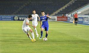 FC Bunyodkor stun FC Nasaf with a 4-1 win in Karshi