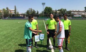 Международный турнир «Келажак сари» подошёл к концу
