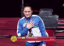 Пауэрлифтинг: Узбекистанцы завоевали 2 золота на чемпионате Азии и Океании