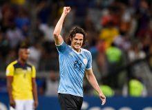 Чили - Уругвай 0:1 (видео)
