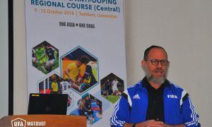 Тошкентда ФИФА ва ОФКнинг тиббиёт мавзусидаги семинари бошланди