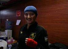 Бокс: Ситора таиландлик рақибига имкониятни бой бериб қўйди