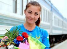 Ситора Хамидова приняла участие в международном марафоне в Южной Корее
