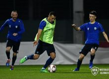 Фозил Мусаев: Футболчиларнинг иштиёқи баланд