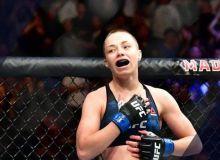 UFC promoushenida yangi chempion!