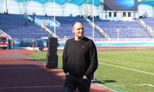 Официально! Александр Хомяков стал главным тренером клуба Суперлиги