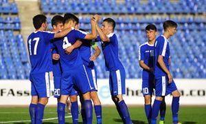 Uzbekistan finish third at the 2019 CAFA U-19 Championship
