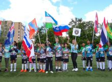 Узбекистан начал своё участие в социальном проекте «Футбол для дружбы»