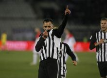 FK Partizan announce Bojan Matic's signing with FC Pakhtakor