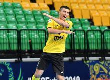 Match Highlights. AGMK 5-3 Naft Al Wasat