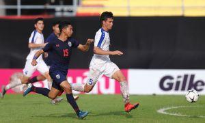 «GSB Bangkok Cup»: Сборная Узбекистана U-19 обыграла Таиланд и заняла третье место