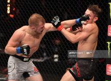 """""""UFC 254"""". Яна бир жанг якунланди"""