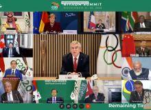 """G20 давлатларининг раҳбарлари """"Токио-2020"""" ва """"Пекин-2022"""" Олимпиадаларини қўллаб-қувватладилар"""