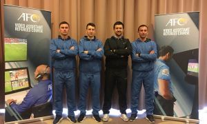Uzbekistan's referees complete the second edition of the AFC VAR course