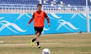 FC Seoul midfielder Ikromjon Alibaev joins Lokomotiv training sessions