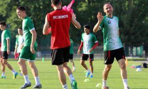 «Локомотив» приступил к тренировкам