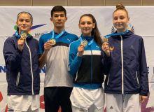 В первый день открытого чемпионата России завоевано четыре золотых медалей