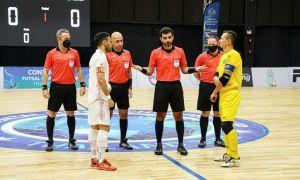 Сборная Узбекистана по футзалу сыграет за 3 место.
