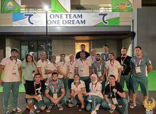 Наши боксёры разместились в Олимпийской деревне