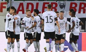 Вернер ва Саненинг голлари Германияга ғалаба келтирди (видео)