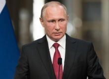 Путин финалда Хорватияга мухлислик қиладими? (ФОТО)