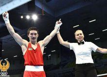 Эльнур Абдураимов провёл финальный бой