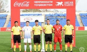 Украин телеканали Тожикистон чемпионатини намойиш этади