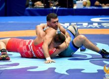 Рустам Ассакалов стал бронзовым призёром чемпионата мира