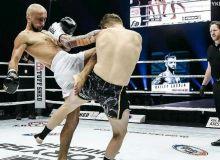 Анвар Бойназаров в рамках турнира Glory 58 держал победу