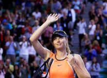 """US Open"": Мария Шарапова чорак финалда"